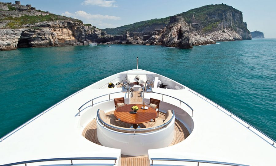 Plan Your Future Superyacht Charter with Peace of Mind