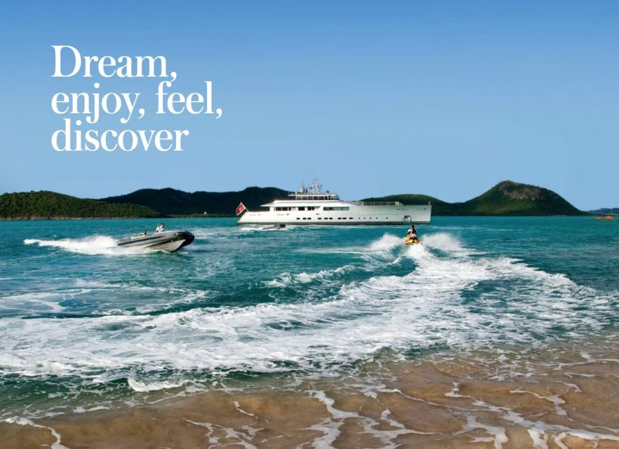 Find Peace at Sea Onboard Your Favorite Charter Yacht
