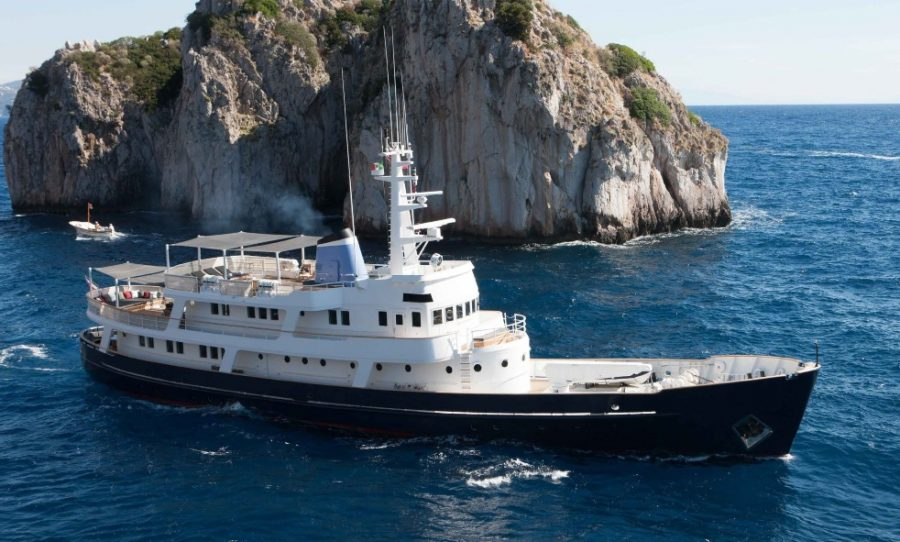 ICE LADY joins the Fraser charter fleet