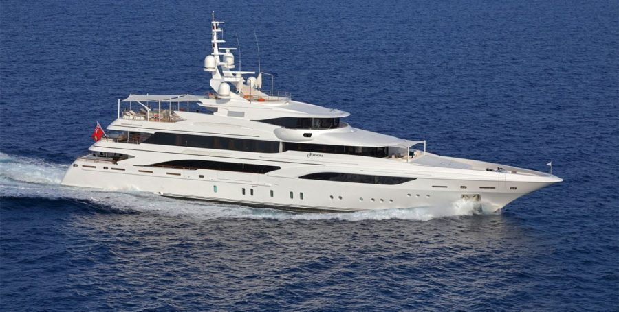 FORMOSA for charter