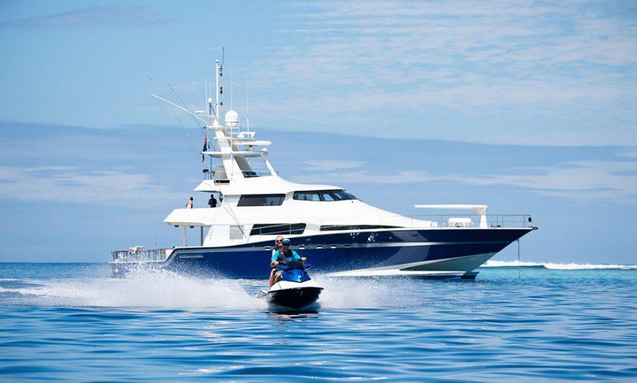 ULTIMATE LADY Joins the Fraser Charter Fleet