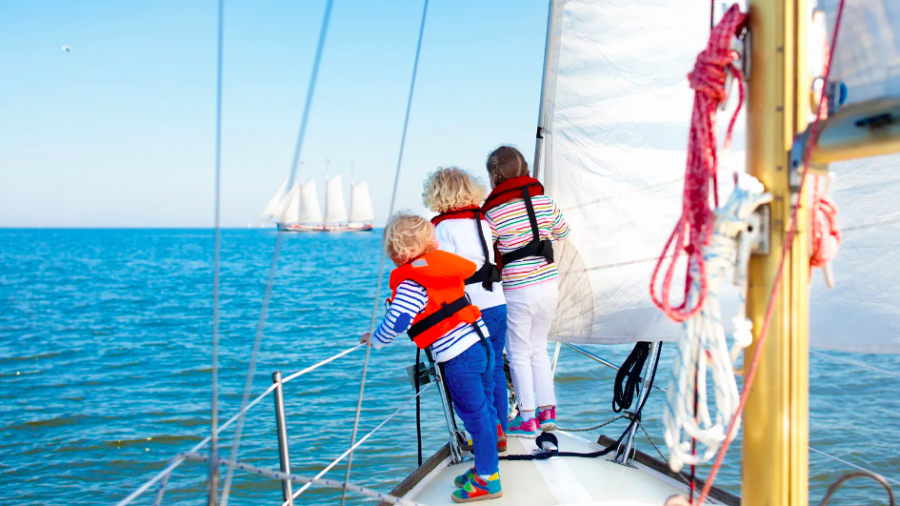 How to Homeschool Children on Board Your Superyacht