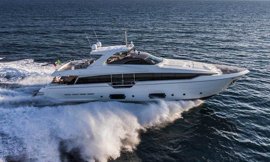 ALEKSANDRA joins the Fraser Charter fleet