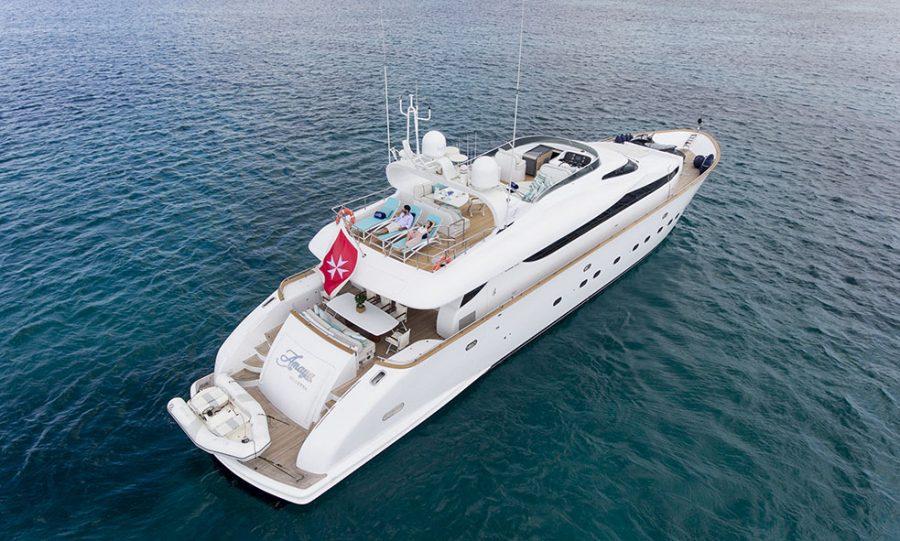 AMAYA joins the Fraser Charter fleet