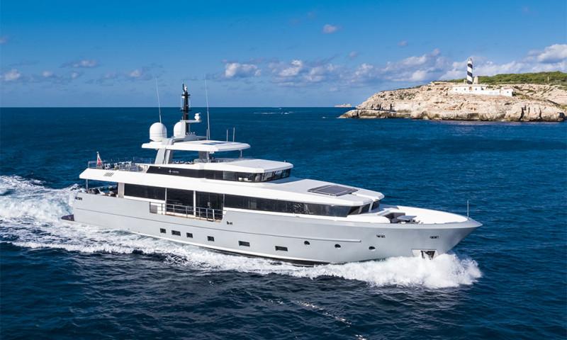 CINQUANTA/50 joins the Fraser Charter fleet