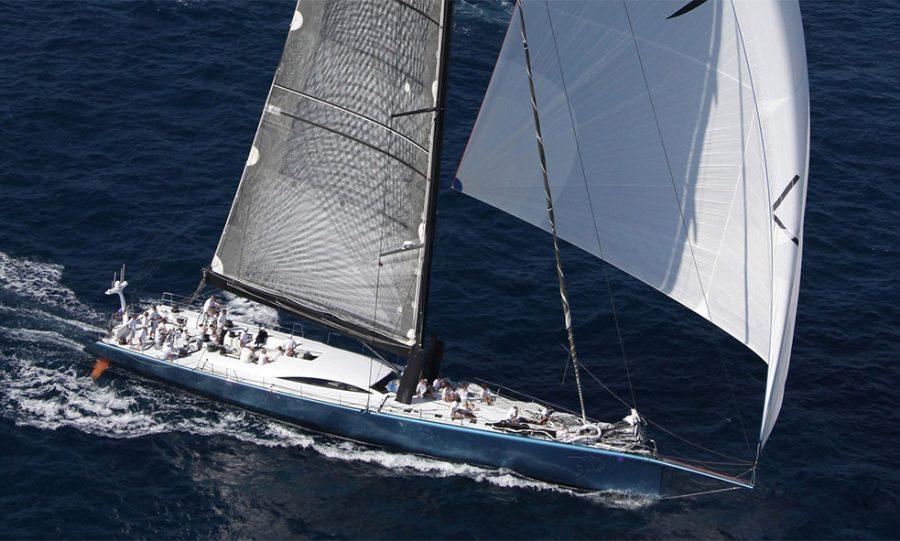 Super Maxi LEOPARD 3 joins the Fraser Charter Fleet