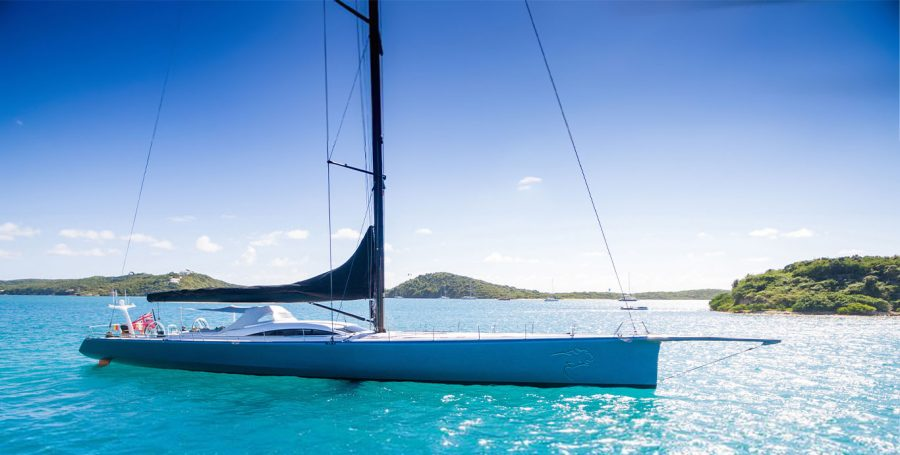 LEOPARD 3 yacht for charter